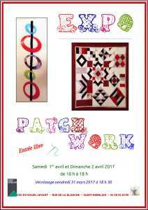 Expo patchworks 2017