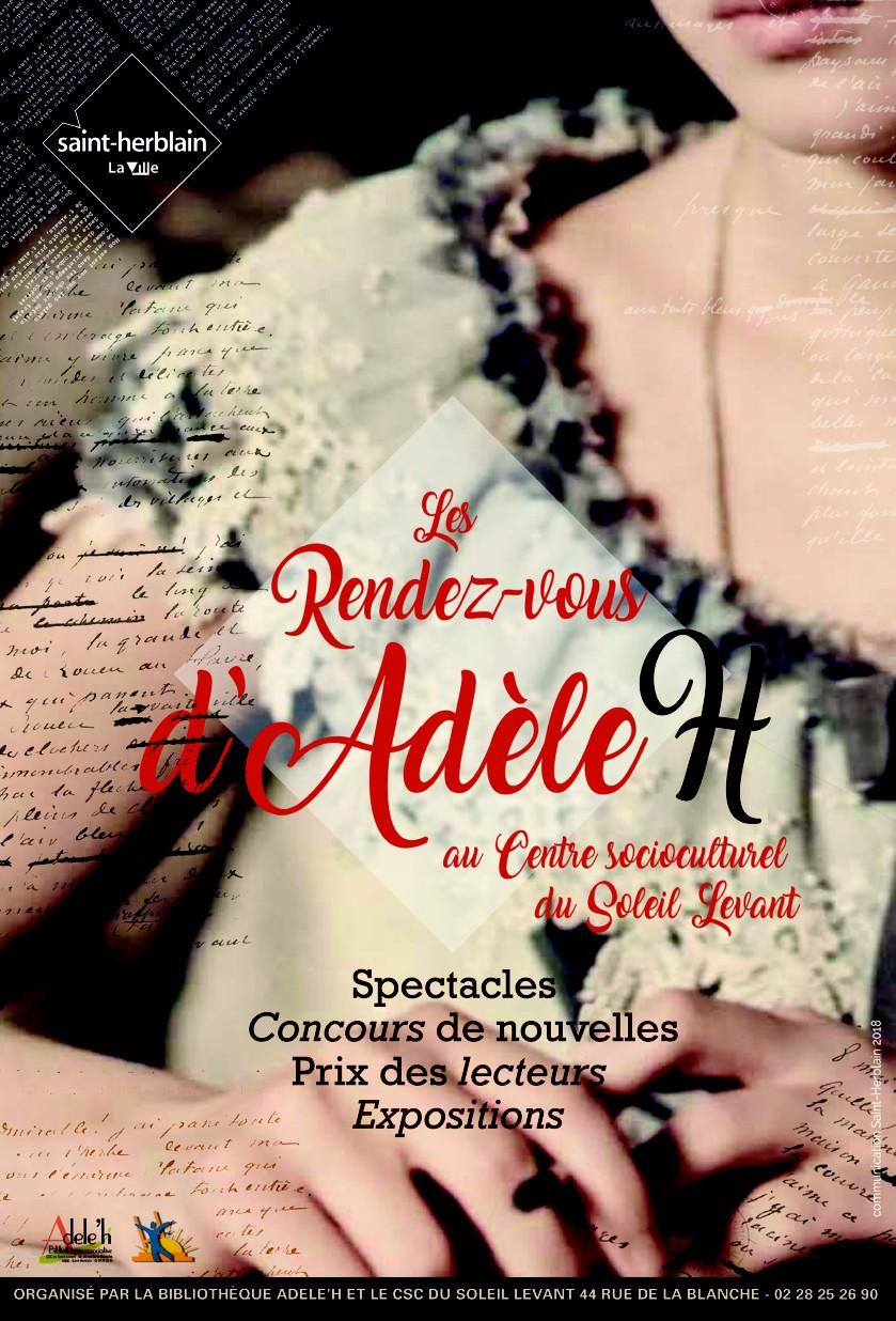 Les rendez-vous d'Adèle H