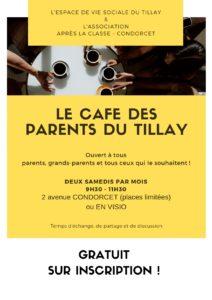 Café des Parents du Tillay @ Au Tillay